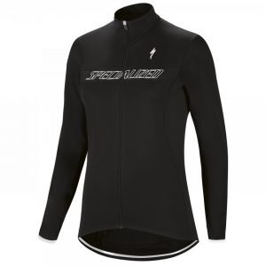 EAN-code: 1000001434186 Brand: SPECIALIZED Product: SHIRT L.M MAAT XS ROUBAIX SPORT DAMES ZWART/WIT (Part-No: 644-86131) at cycleXperience.nl