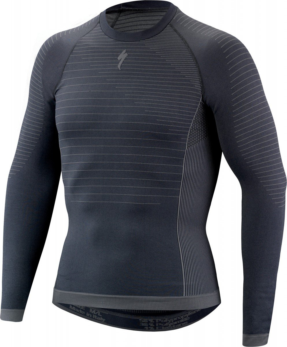 EAN-code: 1000001622729 Brand: SPECIALIZED Product: SEAMLESS UNDERWEAR LS DKGRY XL/XXL (Part-No: 644-90265) at cycleXperience.nl