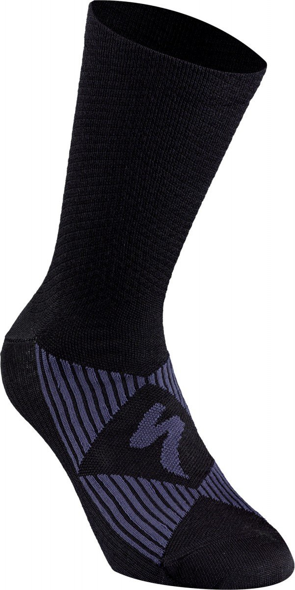 EAN-code: 1000001622804 Brand: SPECIALIZED Product: SOKKEN MAAT S (36-39) MERINO WOOL ZWART (Part-No: 644-90582) at cycleXperience.nl