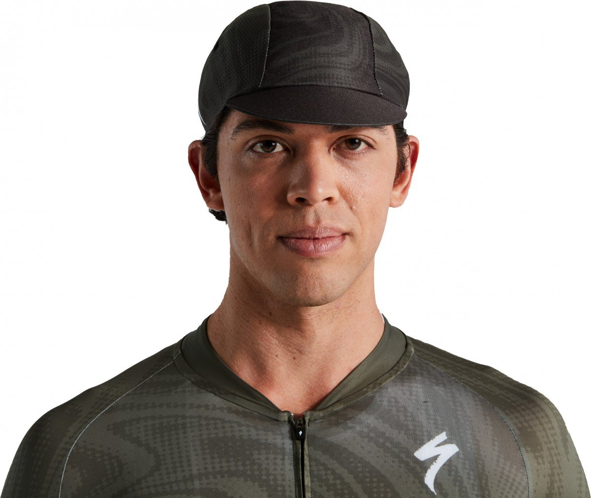 EAN-code: 1000001740461 Brand: SPECIALIZED Product: CYCLING CAP ONE SIZE LIGHT MILITARY GREEN (Part-No: 644-9236) at cycleXperience.nl