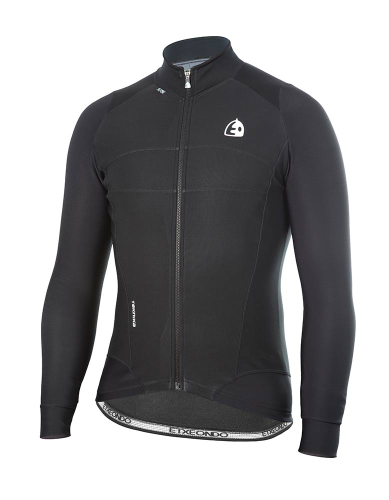 EAN-code: 1801000328120 Brand: ETXEONDO Product: SHIRT L.M. MAAT M TEKNIKA ZWART/WIT (Part-No: 709699) at cycleXperience.nl