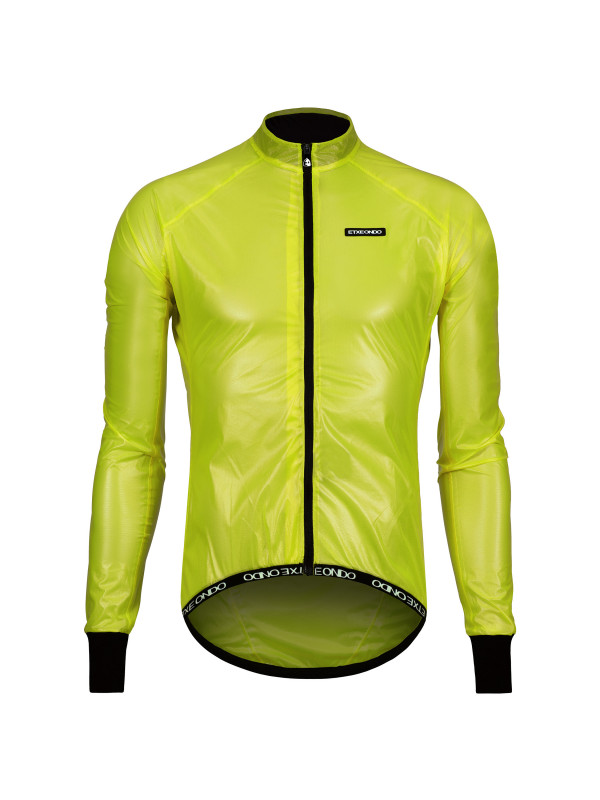 EAN-code: 1801000363329 Brand: ETXEONDO Product: REGENJAS MAAT L  BUSTI GEEL (Part-No: 55213 YELLOW-L) at cycleXperience.nl