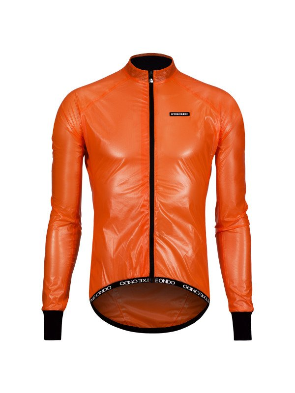 EAN-code: 1801000363381 Brand: ETXEONDO Product: REGENJAS MAAT L  BUSTI ORANJE (Part-No: 55213 ORANGE-L) at cycleXperience.nl