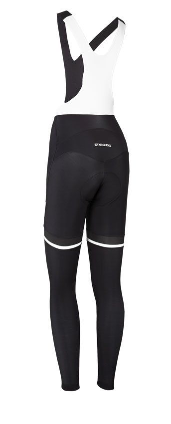 EAN-code: 1801000364982 Brand: ETXEONDO Product: LANGE BROEK MAAT L KOMA DAMES ZWART/WIT (Part-No: 713933) at cycleXperience.nl