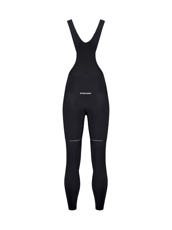 EAN-code: 1801001505377 Brand: ETXEONDO Product: LANGE BROEK MAAT L KOMA DAMES ZWART (Part-No: 68115 BLACK-L) at cycleXperience.nl