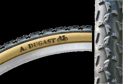 EAN-code: 2181001908507 Brand: DUGAST  Product: TUBE CROSS 700X33MM RHINO + NEOPREEN COATING at cycleXperience.nl