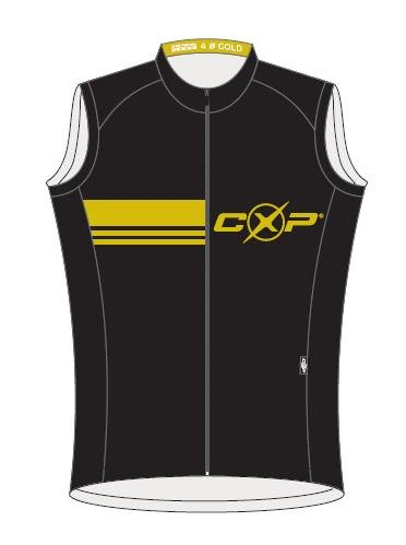 EAN-code: 2181002388322 Brand: CXP Product: WINDVEST MAAT 4 (L) S-WORKS GOLD+ at cycleXperience.nl