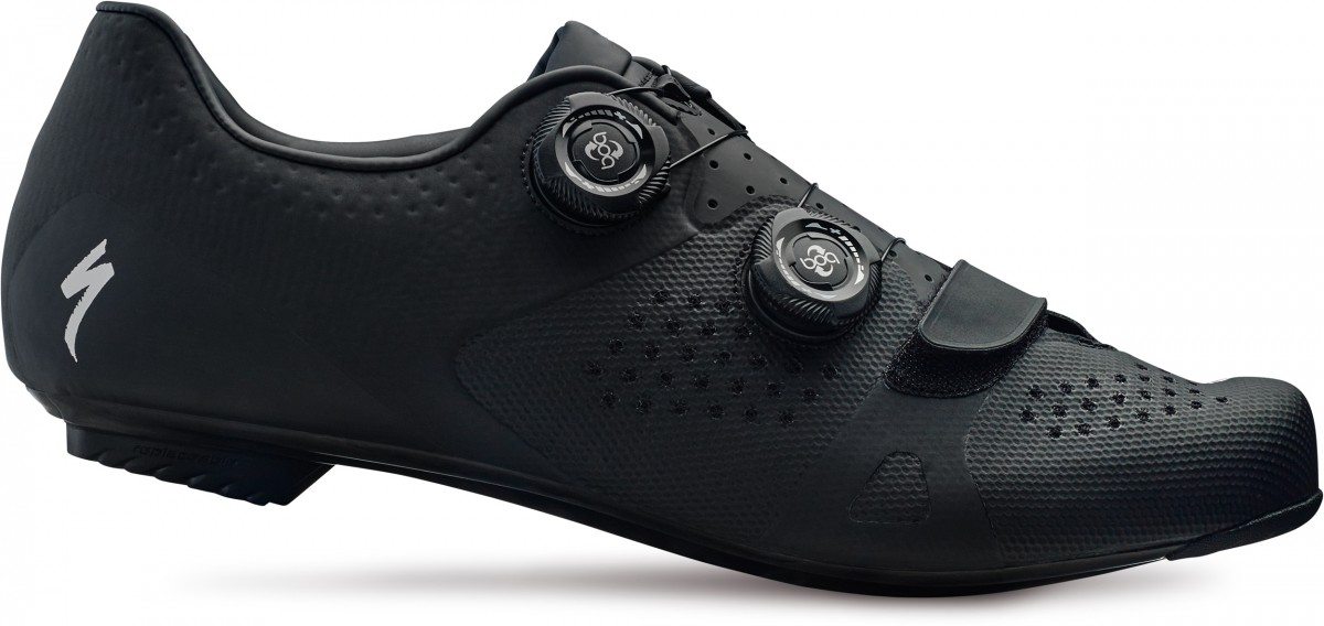 EAN-code: 2181002752369 Brand: SPECIALIZED Product: SCHOENEN RACE TORCH 3.0 ZWART at cycleXperience.nl