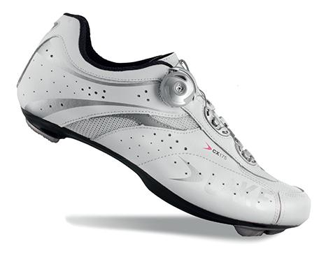 EAN-code: 2181002752406 Brand: LAKE Product: SCHOENEN RACE CX175W DAMES WIT/ZILVER at cycleXperience.nl