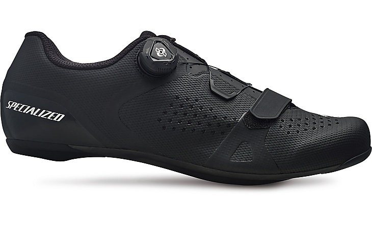 EAN-code: 2181002754912 Brand: SPECIALIZED Product: SCHOENEN RACE TORCH 2.0 ZWART at cycleXperience.nl