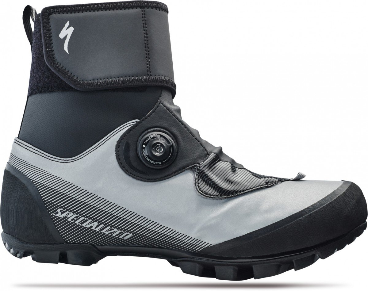 EAN-code: 2181002754950 Brand: SPECIALIZED Product: SCHOENEN MTB DEFROSTER REFLECTIVE at cycleXperience.nl