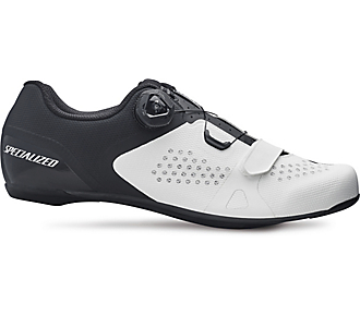 EAN-code: 2181002788726 Brand: SPECIALIZED Product: SCHOENEN RACE TORCH 2.0 WIT at cycleXperience.nl