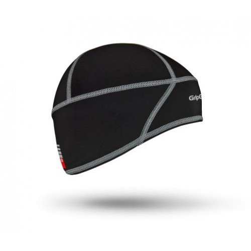 EAN-code: 2181002937445 Brand: GRIPGRAB Product: HELM MUTS ZWART at cycleXperience.nl
