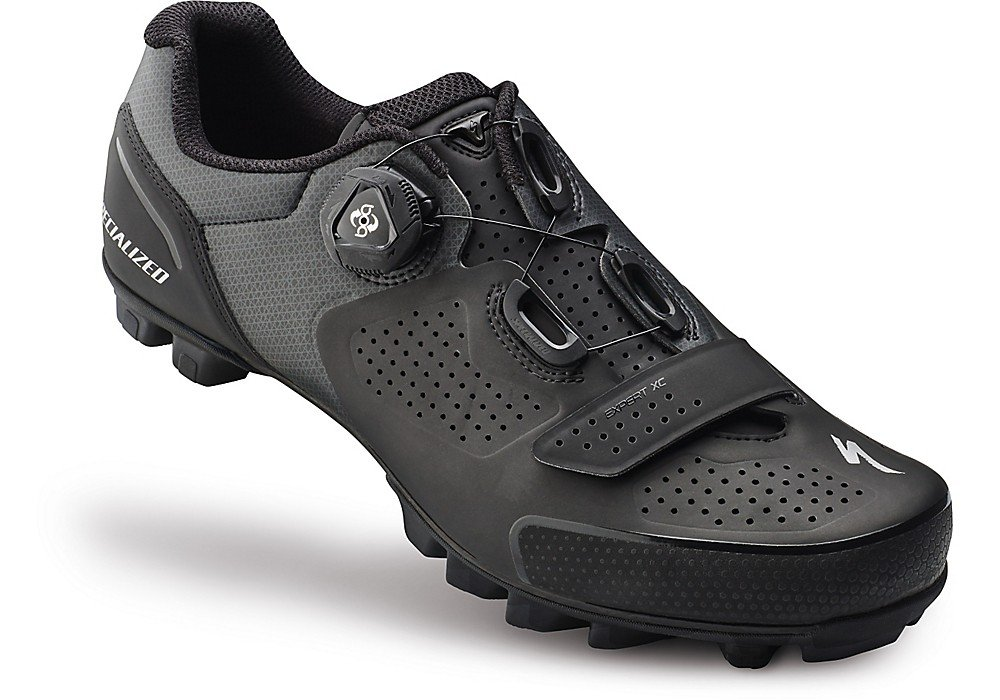 EAN-code: 2181002943927 Brand: SPECIALIZED Product: SCHOENEN MTB EXPERT XC ZWART at cycleXperience.nl