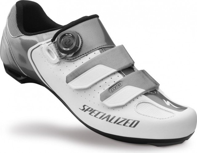 EAN-code: 2181002946164 Brand: SPECIALIZED Product: SCHOENEN RACE COMP WIT at cycleXperience.nl