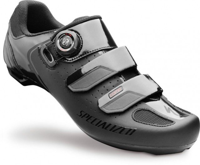 EAN-code: 2181002946829 Brand: SPECIALIZED Product: SCHOENEN RACE COMP ZWART at cycleXperience.nl