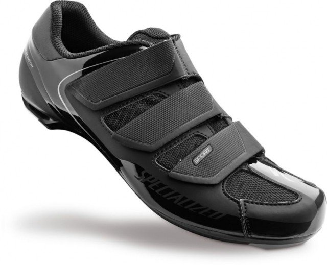EAN-code: 2181002946966 Brand: SPECIALIZED Product: SCHOENEN RACE SPORT ZWART at cycleXperience.nl
