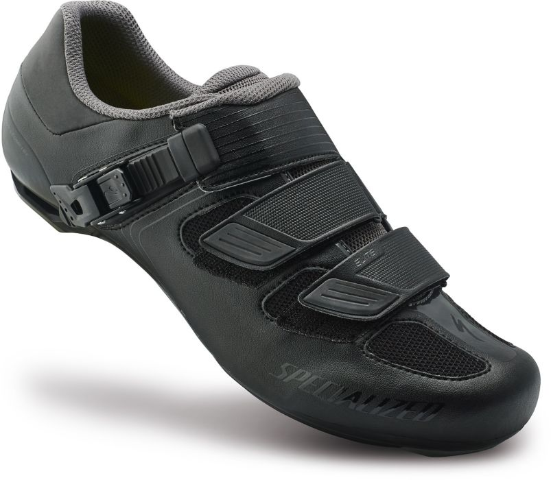 EAN-code: 2181002947284 Brand: SPECIALIZED Product: SCHOENEN RACE ELITE ZWART at cycleXperience.nl