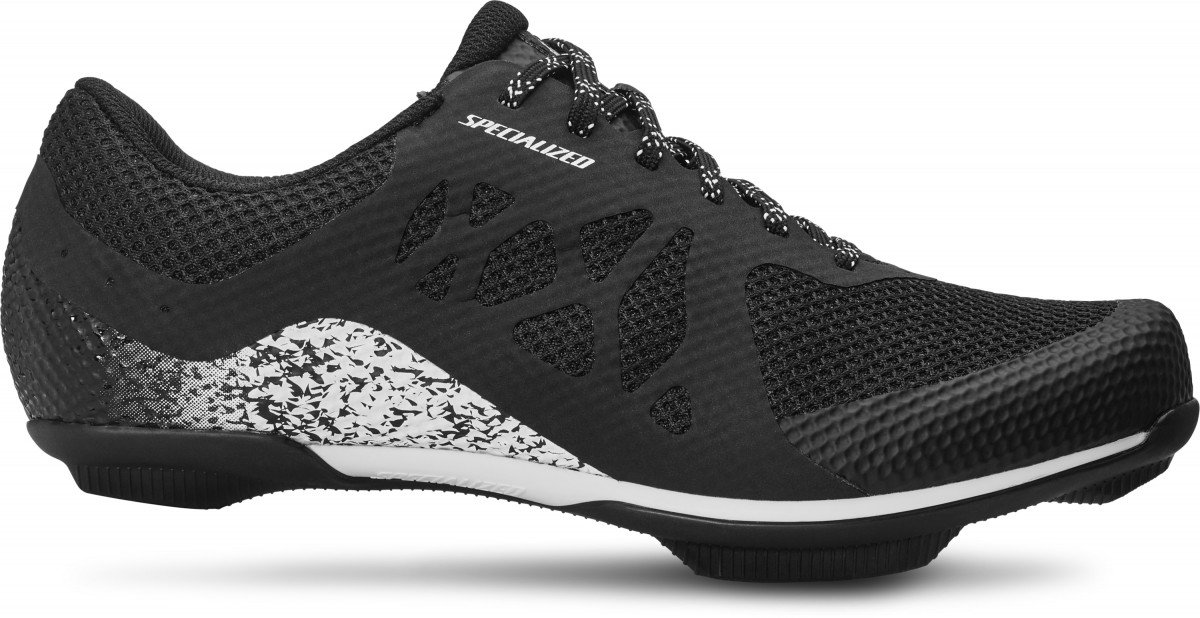 EAN-code: 2181002947628 Brand: SPECIALIZED Product: SCHOENEN SPINNING REMIX DAMES ZWART/WIT at cycleXperience.nl