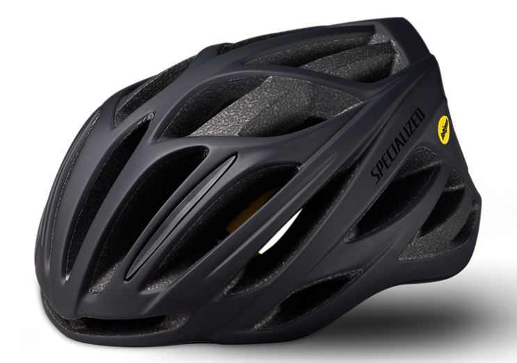 EAN-code: 2181003045422 Brand: SPECIALIZED Product: HELM ECHELON II MIPS ZWART at cycleXperience.nl