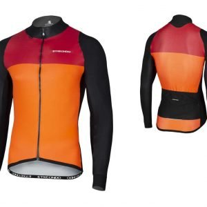 EAN-code: 2181003046221 Brand: ETXEONDO Product: JACK 76 WINDSTOPPER ORANJE/ROOD at cycleXperience.nl