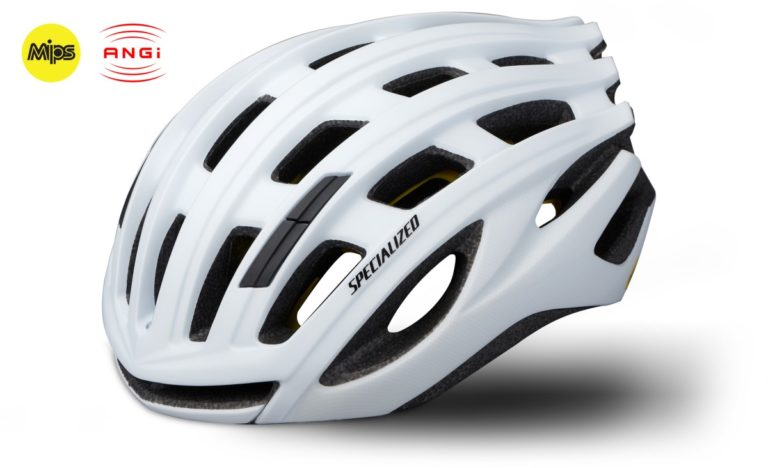 EAN-code: 2181003046245 Product: SPECIALIZED PROPERO 3 ANGI MIPS MAT WIT at cycleXperience.nl