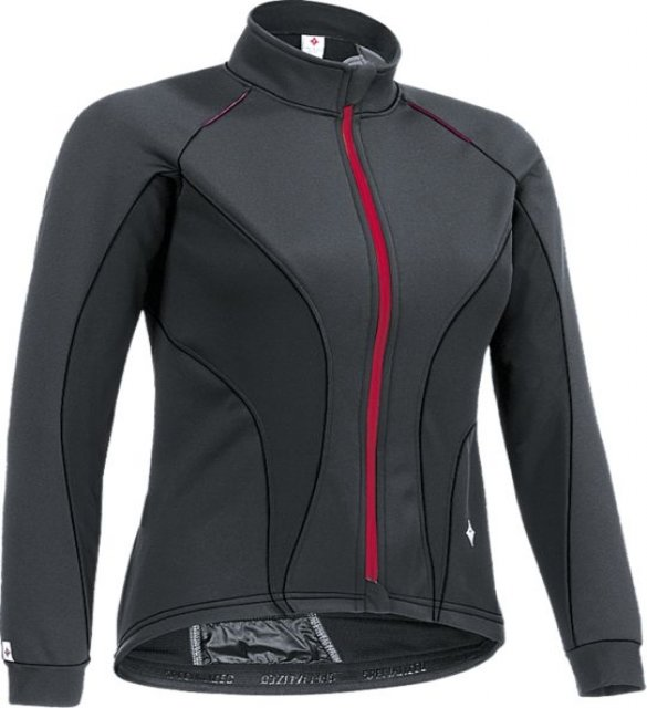 EAN-code: 2181003047365 Brand: SPECIALIZED Product: WINTER JACKET DAMES ZWART at cycleXperience.nl