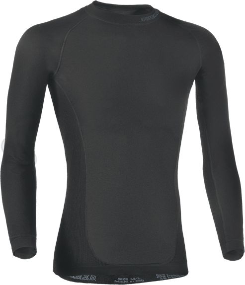 EAN-code: 2181003051089 Brand: SPECIALIZED Product: ONDERKLEDING L.M. NAADLOOS MET WINDVANGER ZWART at cycleXperience.nl