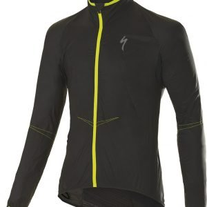 EAN-code: 2181003076877 Brand: SPECIALIZED Product: DEFLECT COMP JACKET ZWART at cycleXperience.nl