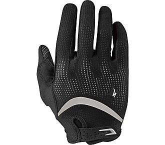EAN-code: 2181003213746 Brand: SPECIALIZED Product: BG GEL WIRETAP GLOVE ZWART DAMES at cycleXperience.nl