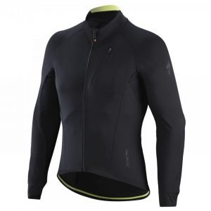 EAN-code: 2181003220423 Brand: SPECIALIZED Product: JACK ELEMENT ELITE ZWART/GEEL at cycleXperience.nl