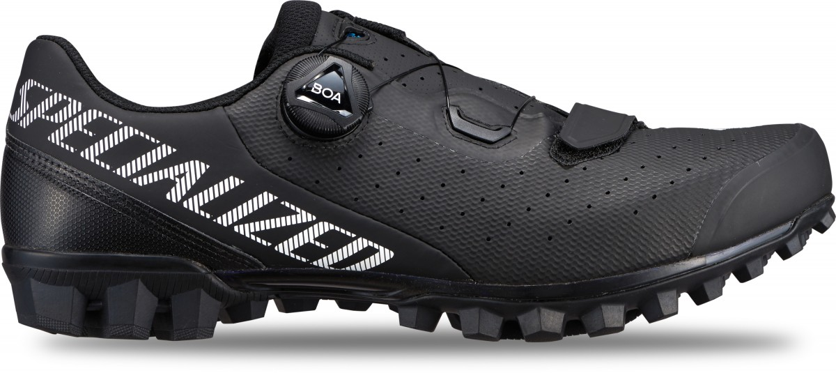 EAN-code: 2181003329164 Brand: SPECIALIZED Product: SCHOENEN MTB RECON 2.0 ZWART at cycleXperience.nl