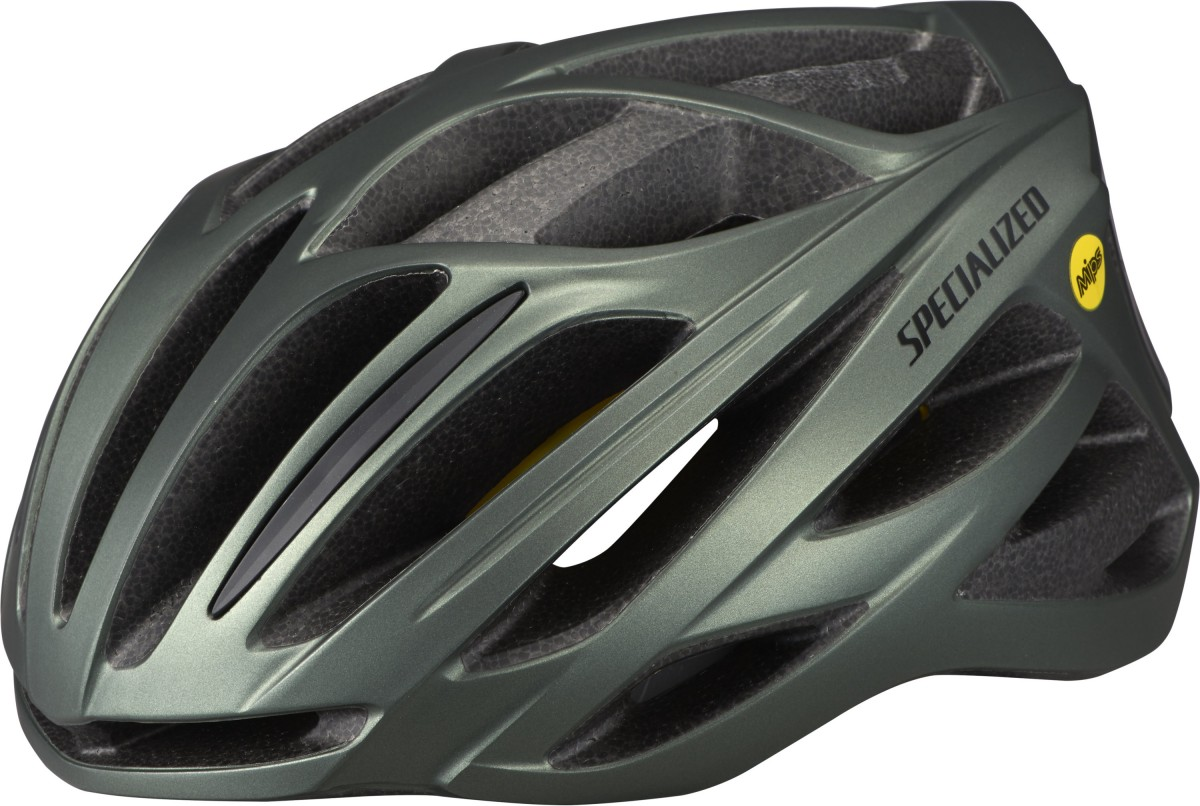 EAN-code: 2181003938427 Brand: SPECIALIZED Product: HELM ECHELON II MIPS OAK GREEN at cycleXperience.nl