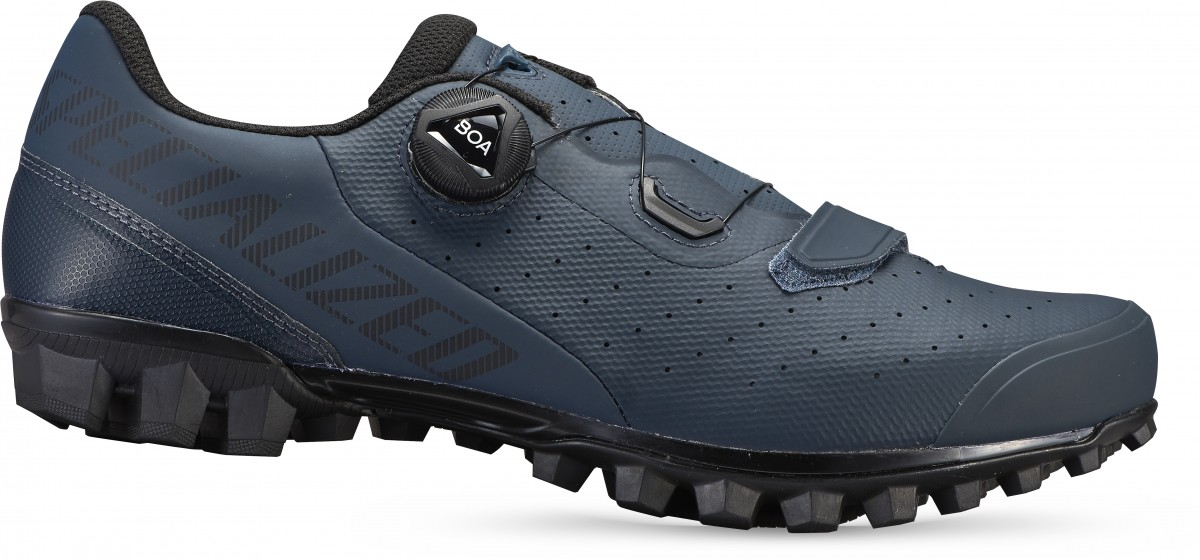 EAN-code: 2181003938441 Brand: SPECIALIZED Product: SCHOENEN MTB RECON 2.0 CAST BLUE/CAST BATTLESHIP at cycleXperience.nl