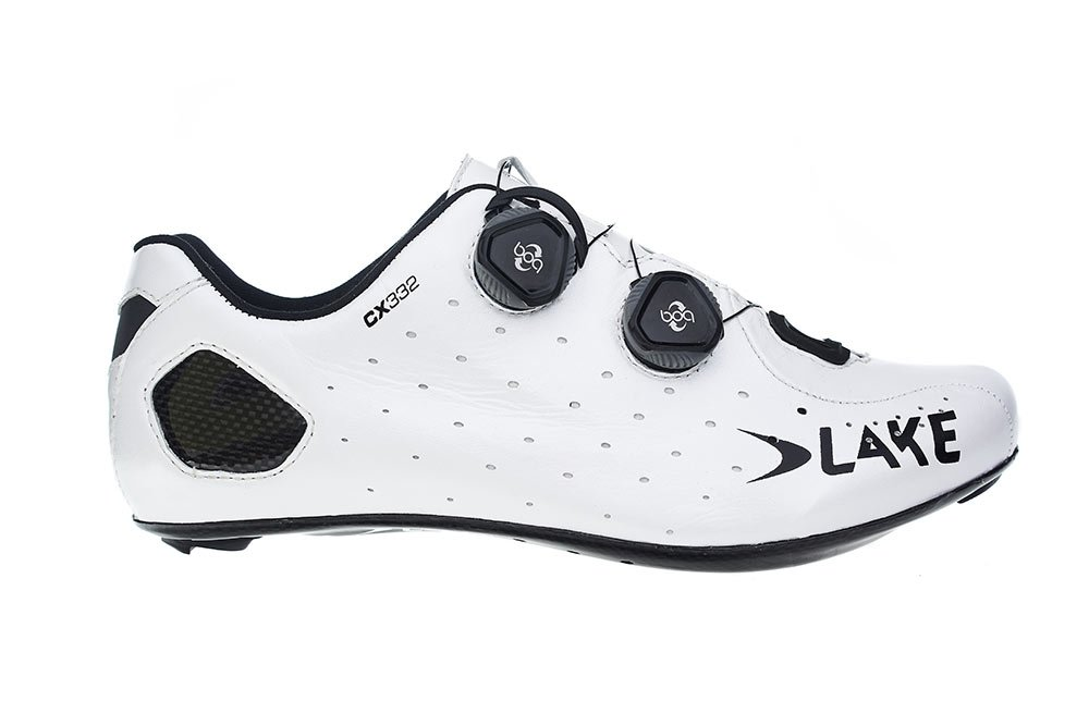 EAN-code: 2181003984387 Brand: LAKE Product: SCHOENEN RACE CX332 WIT at cycleXperience.nl