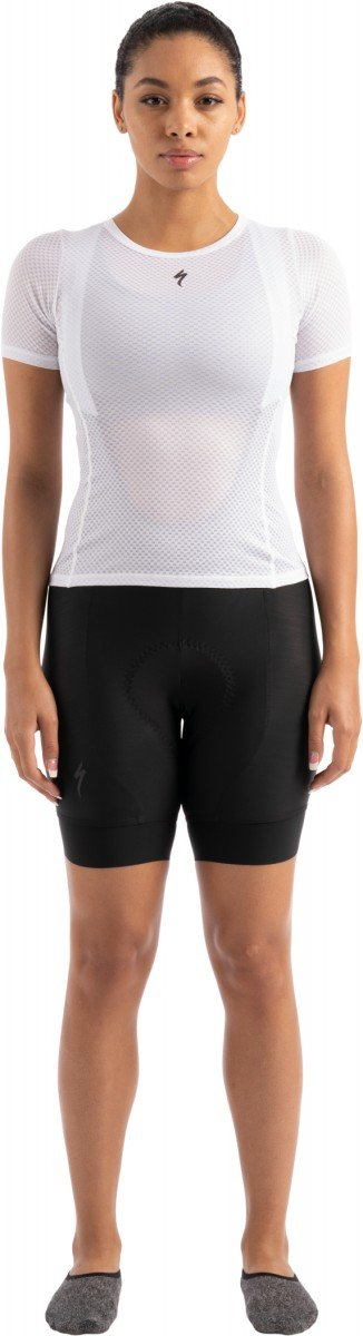 EAN-code: 2181003994423 Brand: SPECIALIZED Product: ONDERSHIRT K.M. DAMES WIT at cycleXperience.nl