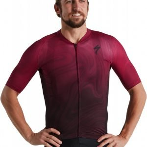 EAN-code: 2181003994508 Brand: SPECIALIZED Product: SHIRT K.M. SL RUBY WINE at cycleXperience.nl