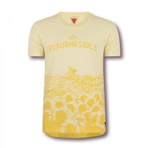 EAN-code: 2181004196086 Brand: LE PATRON Product: SHIRT K.M. LE MAILLOT JAUNE at cycleXperience.nl