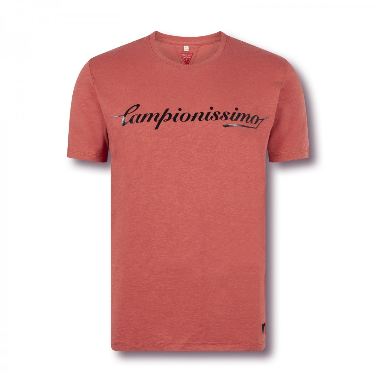 EAN-code: 2181004196109 Brand: LE PATRON Product: SHIRT K.M. CAMPIONISSIMO II ROZE at cycleXperience.nl