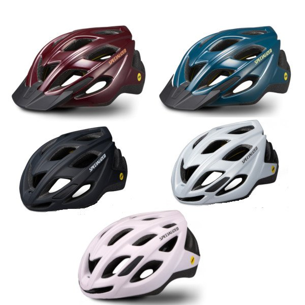 EAN-code: 2181004268462 Brand: SPECIALIZED Product: HELM CHAMONIX at cycleXperience.nl
