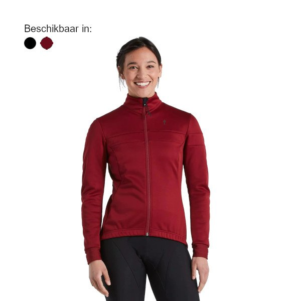 EAN-code: 2181004343749 Brand: SPECIALIZED Product: JACK ROUBAIX COMP SOFTSHELL DAMES at cycleXperience.nl