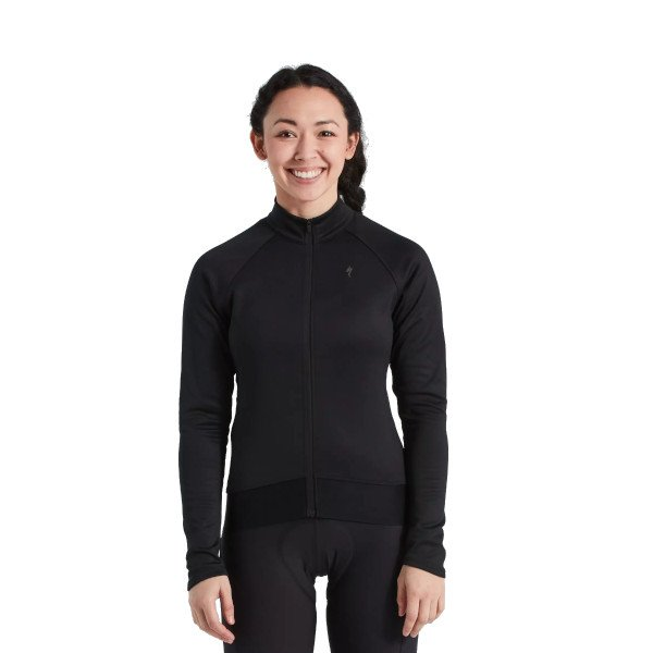 EAN-code: 2181004344142 Brand: SPECIALIZED Product: SHIRT LANGE MOUW ROUBAIX EXPERT THERMAL DAMES at cycleXperience.nl