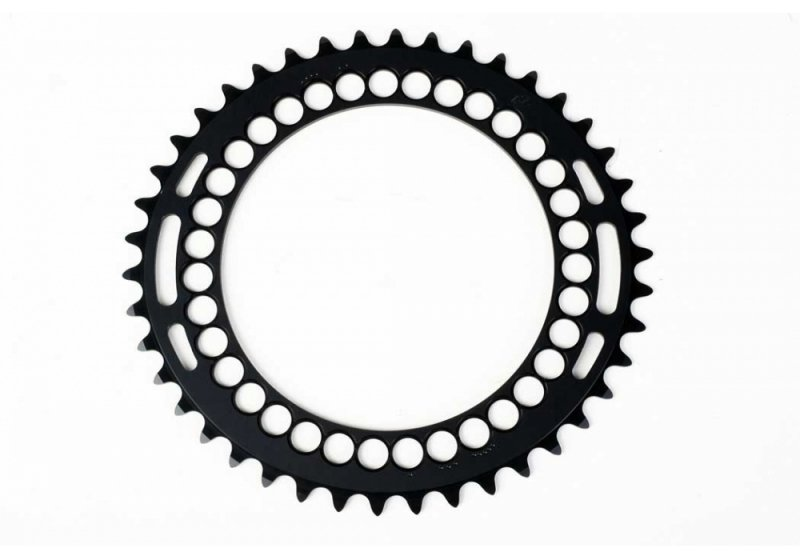 EAN-code: 2192302939756 Brand: ROTOR Product: KETTINGBLAD 42/130 Q-RINGS ZWART at cycleXperience.nl