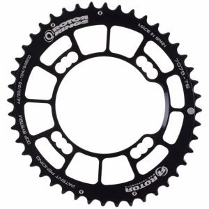 EAN-code: 2192302993499 Brand: ROTOR Product: KETTINGBLAD MTB 42/104X4 Q-RINGS ZWART (OUTER) at cycleXperience.nl