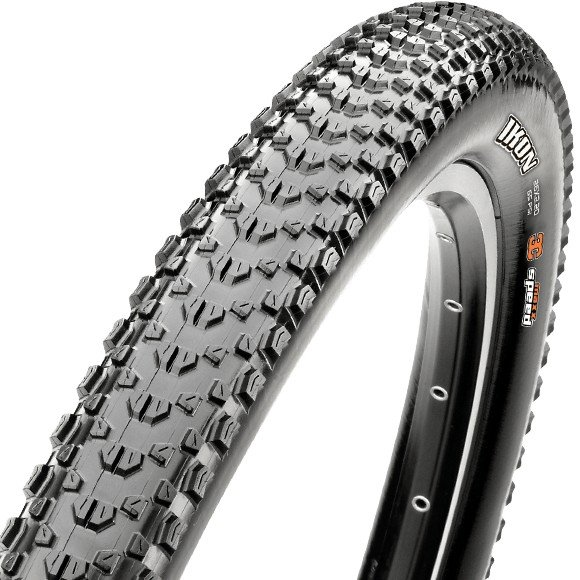 EAN-code: 2200095198912 Brand: MAXXIS Product: BUITENBAND MTB  29X2.2 IKON 65TPI (Part-No: 2023043466) at cycleXperience.nl