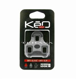 EAN-code: 3611720061553 Brand: LOOK Product: SCHOENPLAATJES KEO GRIP GRIJS (Part-No: THV021784) at cycleXperience.nl