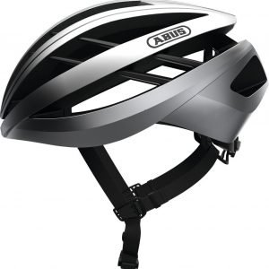 EAN-code: 4003318816703 Brand: ABUS Product: HELM MAAT S AVENTOR ZILVER (Part-No: 715871) at cycleXperience.nl