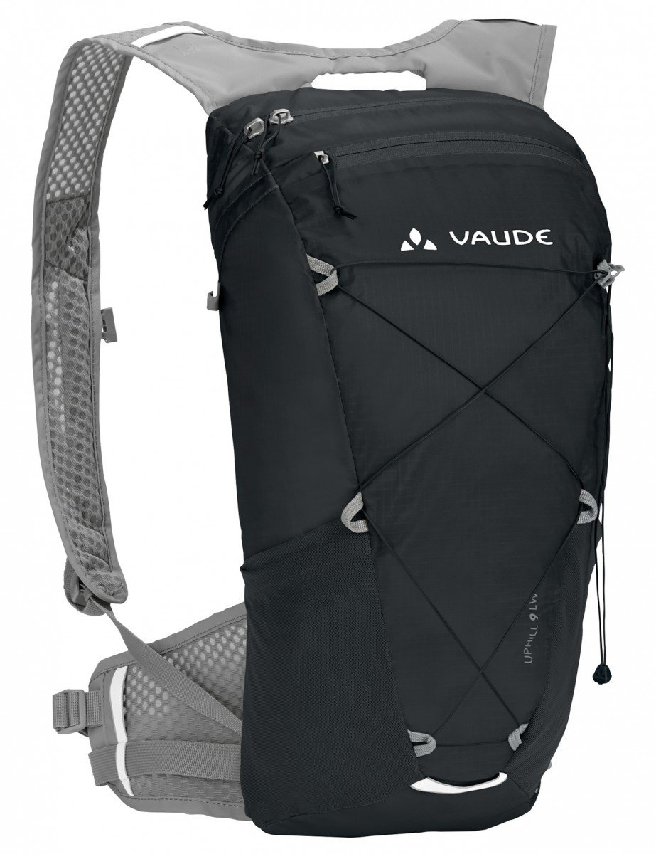 EAN-code: 4052285314347 Product: RUGTAS VAUDE UPHILL 9 LW ZW (Part-No: 710177) at cycleXperience.nl