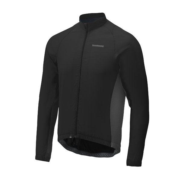 EAN-code: 4524667735465 Brand: SHIMANO Product: SHIRT L.M. MAAT L COMPACT WINDBREAKER ZWART (Part-No: ECWWBRSKS01UL4) at cycleXperience.nl
