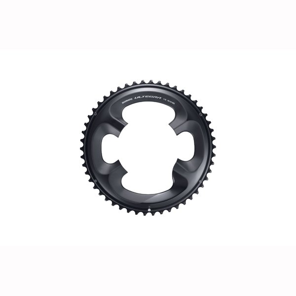 EAN-code: 4524667742029 Brand: SHIMANO Product: KETTINGBLAD RACE 52/110 ULTEGRA R8000 ( 4-ARM) (Part-No: Y1W898030) at cycleXperience.nl